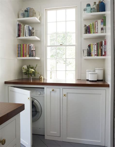 laundry in kitchen ideas best 25 hidden laundry ideas on pinterest