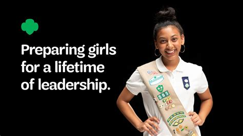 girl scouts building girls  courage confidence