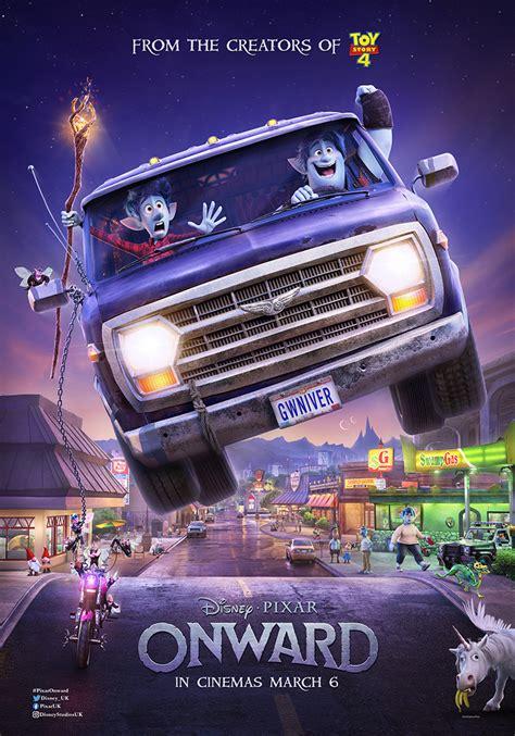 pixars onward  trailer  poster   path