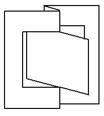 a4 half fold card template templates on card templates step cards and