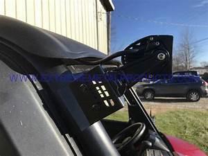 Polaris Ranger 50 U0026quot  Led Light Brackets For The Pro