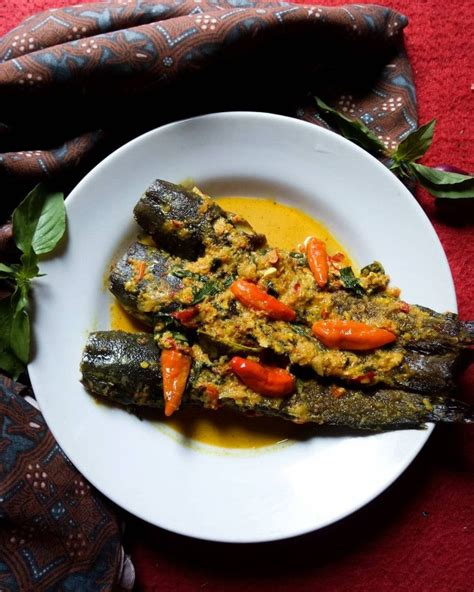 Berbahan dasar ikan lele yang dimasak seperti sayur santan pedas, namun menggunakan kencur yang akan. Berbagai Resep Mangut Lele yang Nikmat dan Bikin Ketagihan