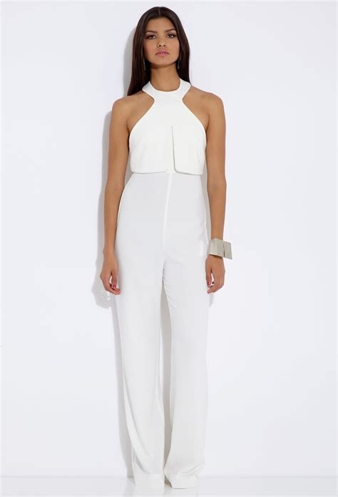 all white jumpsuit for sam faiers white jumpsuit on big bro launch spotted tv
