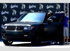 Kris Jenner gives her Range Rover a slick makeover Daily