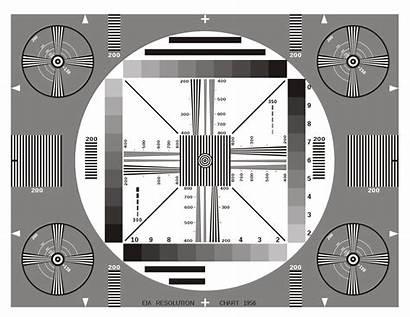 Resolution Chart Eia Svg 1956 Test Tvl