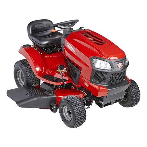 craftsman garden tractor the best lawn yard garden tractor buying guide 2017