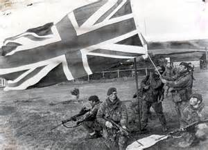 Image result for the Falklands war ended