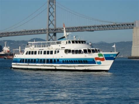 Ferry Boat Discretionary Program by Grant Money Will Help Fund Revitalization Of Larkspur