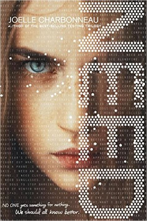 Monday Book Review: NEED by Joelle Charbonneau | A.J. Cattapan