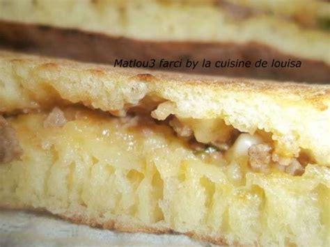 les recettes de cuisine en arabe les meilleures recettes de pains farcis