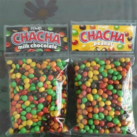 gram cha cha coklat delfi chacha grosir cokelat kiloan