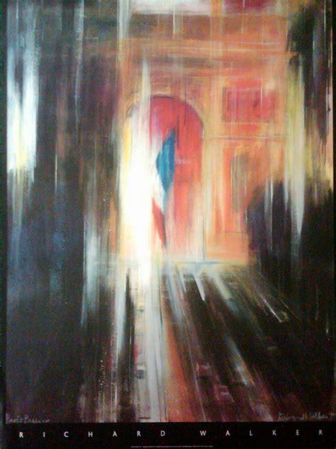 richard walker paris passion print  hs art