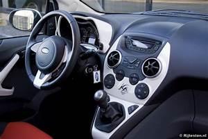 Ford Ka Interieur : test ford ka 1 2 titanium pure rijervaring ~ Maxctalentgroup.com Avis de Voitures