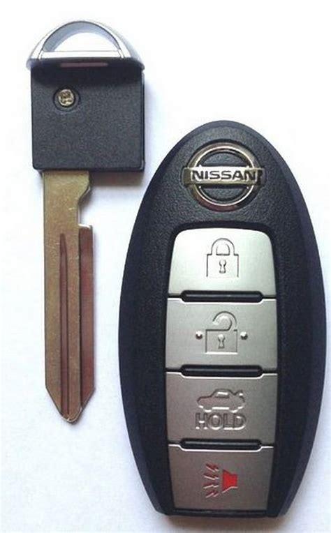Fcc Krs Nissan Proximity Keyless Remote Key