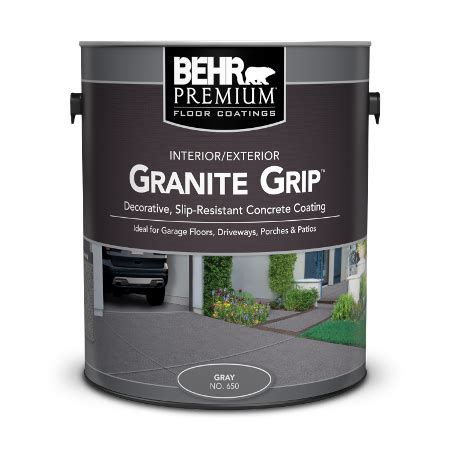 Behr Deck And Patio Paint