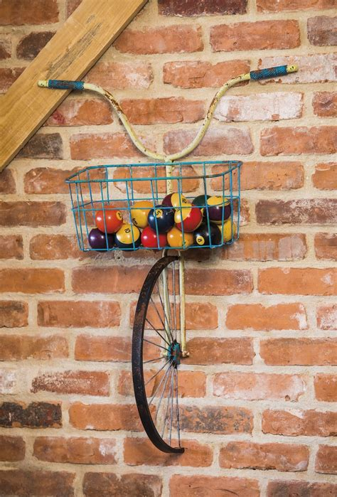 Mounting a hanger is a simple job to do and can be completed in next to no time. 15 Best Bicycle Wall Art Decor
