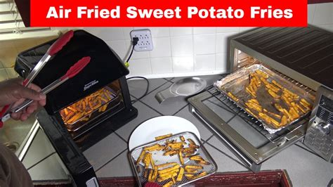 fryer xl air nuwave bravo power oven elite vs fries potato sweet