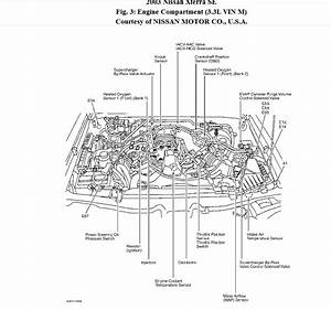 2002 Nissan Xterra Engine Diagram