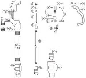 woodford yard hydrant parts
