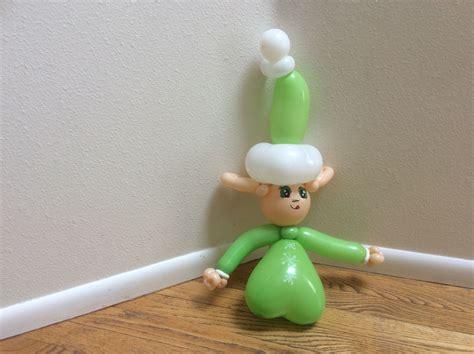 balloon animal christmas elf christmas balloons