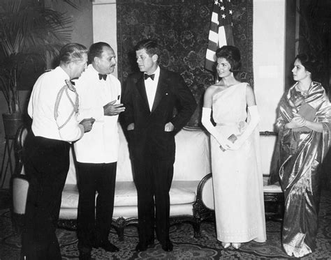 Ar T Dinner In Honor Of President Kennedy Given By