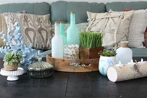Coffee, Table, Decorating, Ideas, To, Match, Every, Style