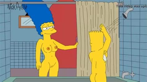 The Simpsons Bart And Marge Sex
