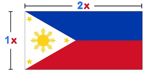 Filipino Flag  Clipart Best