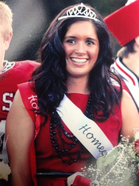 chandler hoppel crowned fall homecoming queen beaver local grades