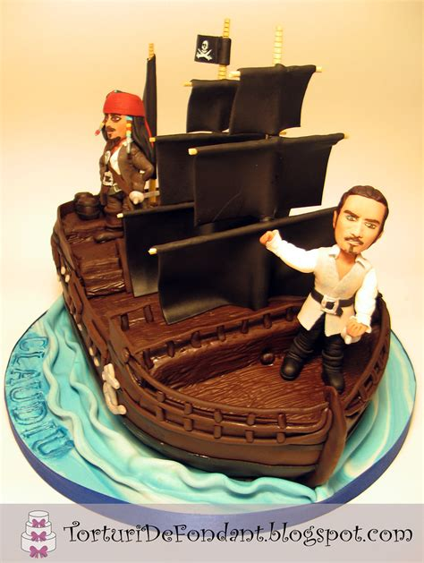 pirates   caribbean cake cris flickr