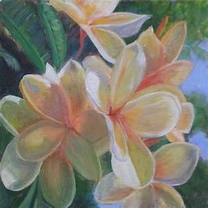 Hawaiian Flowers by Patty Weeks