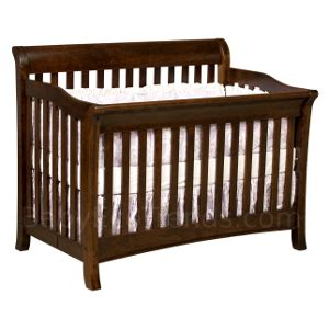 cribs   usa solid wood amish baby cribs