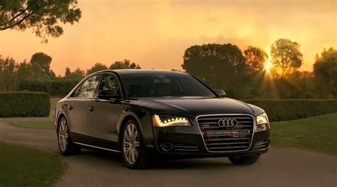 2011 Audi A8 Good Night Commercial