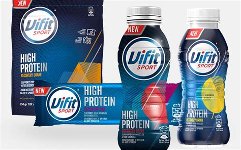 frieslandcampina debuts range  sports nutrition products
