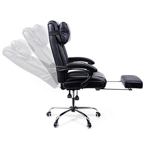 pied de chaise de bureau songmics fauteuil de bureau chaise pour ordinateur avec