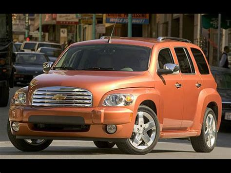 Chevrolet Hhr Problems by 2007 Chevrolet Problems Mechanic Advisor