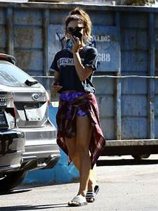 Vanessa Hudgens Going To Workout In Studio City - Celebzz ...