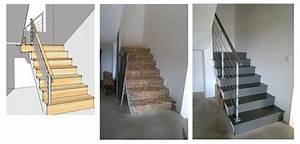 Renovation D Escalier En Bois : escaliers bois standards ou sur mesure ~ Premium-room.com Idées de Décoration