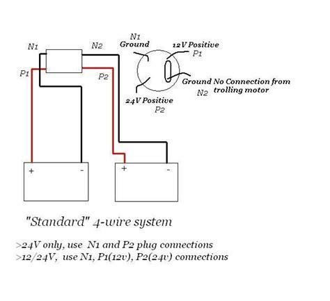 Marinco Prong Trolling Motor Plug Wiring Diagram