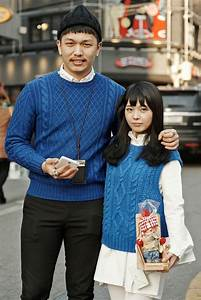 TRENDING Matching Korean coupleu0026#39;s outfits