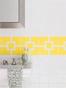 how to paint ceramic tile diy painting bathroom tile With how to paint ceramic tile in bathroom
