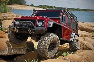 4x4 Land Rover : this rc land rover defender 4x4 is a totally waterproof off roading mini monster maxim ~ Medecine-chirurgie-esthetiques.com Avis de Voitures