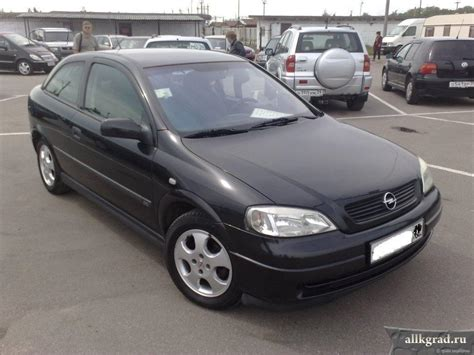 1998 Opel Astra Pictures, 1600cc., Gasoline, Ff, Manual