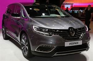 Garage Renault Paris 11 : renault brings production espace people mover to paris ~ Gottalentnigeria.com Avis de Voitures
