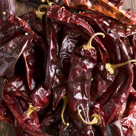 Red Chile Pods