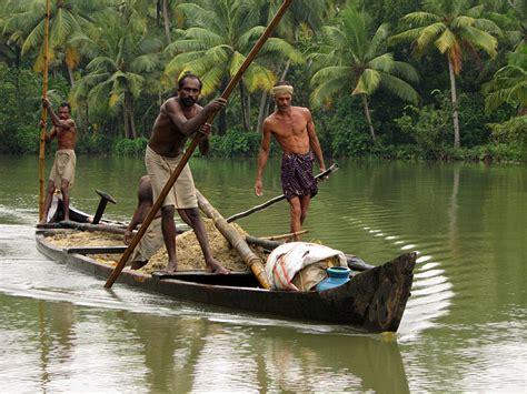 kerala backwaters  photo  kerala south trekearth
