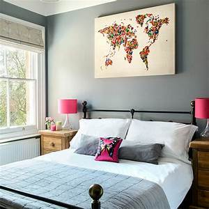 peinture chambre adulte gris et rose 20170924085250 With peinture rose et gris