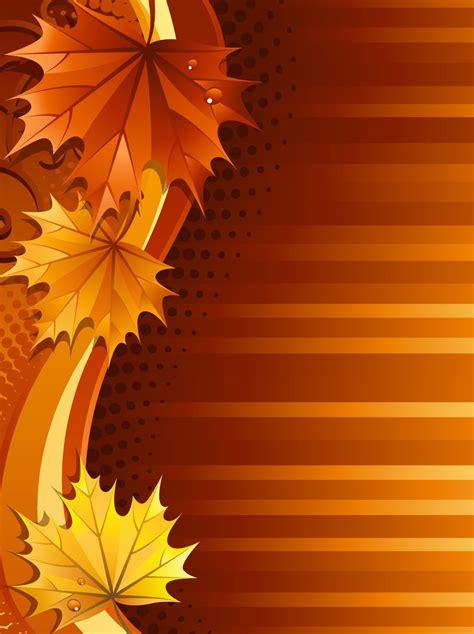 autumn leaf background vector art graphics freevectorcom