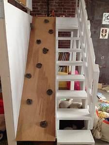 Klettern Im Kinderzimmer : hochbett selber bauen kreativ ~ Michelbontemps.com Haus und Dekorationen