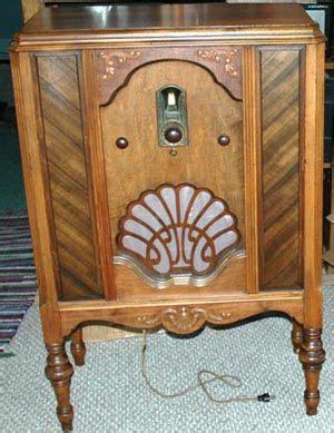 refinish kitchen cabinet philco 95 vintage appliances radios 1803